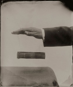 pseudo-levitation