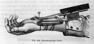 direct sphymograph; E.J. Marey